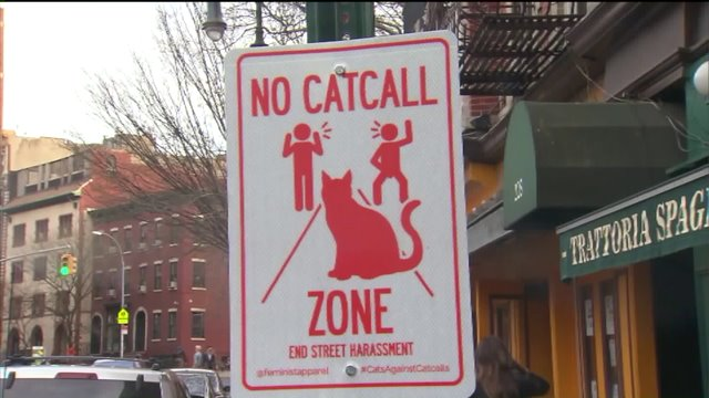 Let's talk about catcalling.