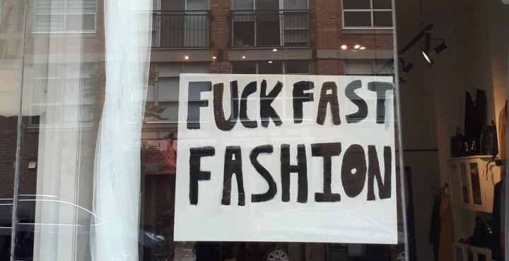 What is fast fashion and why should we boycottit?