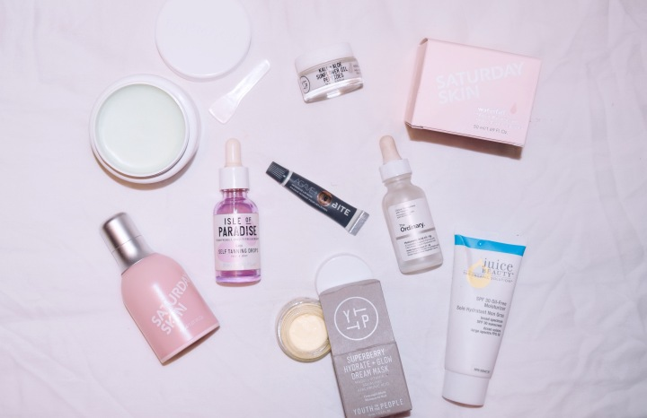 Cruelty Free and Vegan Skincare Favourites
