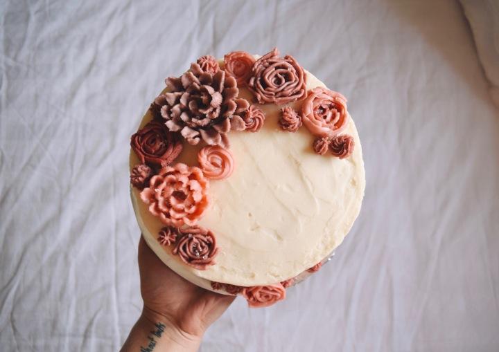 Vegan/Gluten Free BirthdayCake